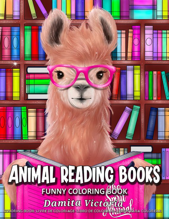 Animal-reading-books-cover