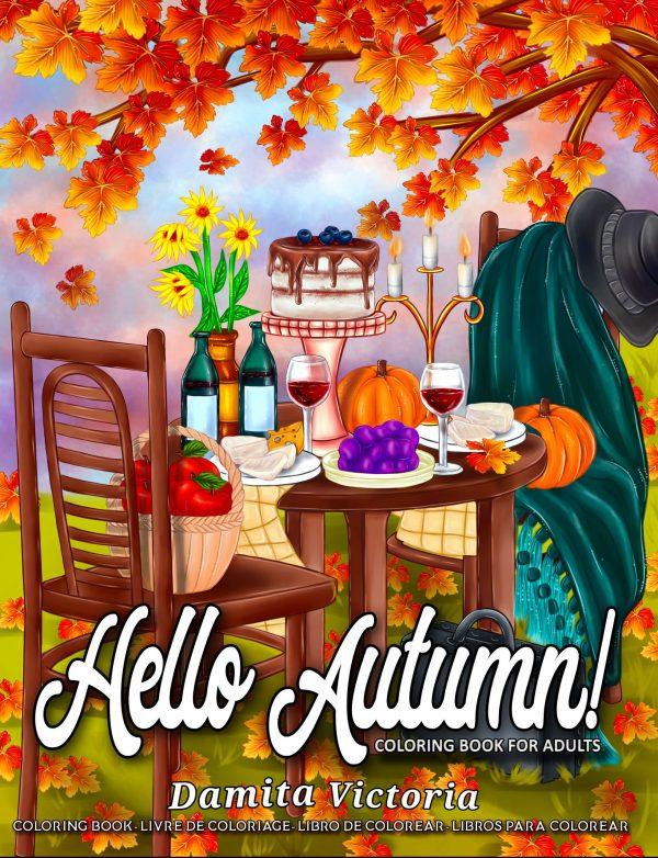 Hello Autumn by Damita Victoria
