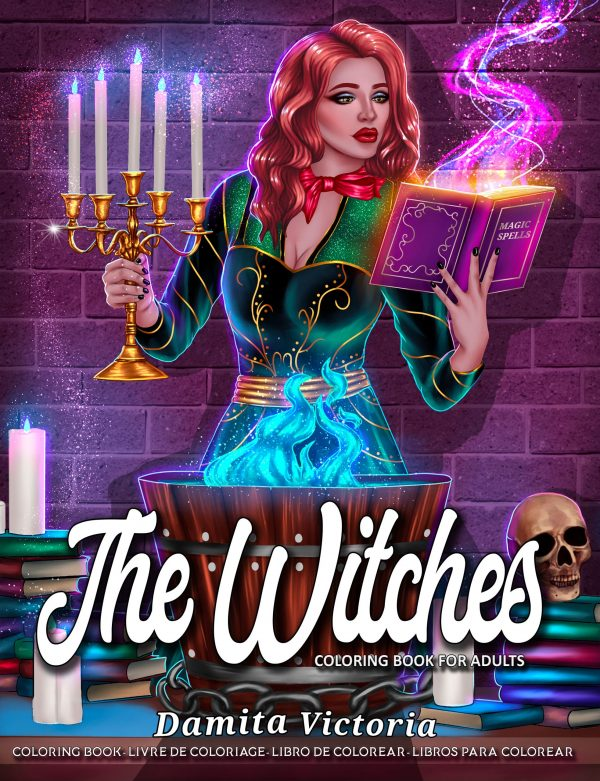 The Witches by Damita Victoria