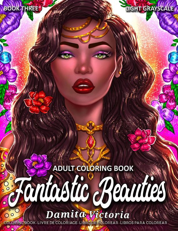 Fantastic Beauties Book by Damita Victoria