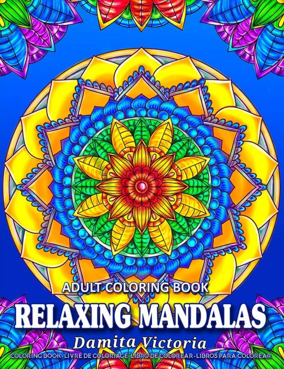 Relaxing Mandalas