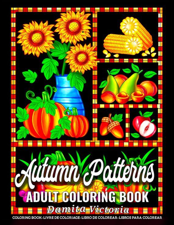Autumn Patterns by Damita Victoria