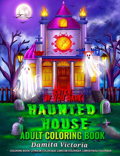 Haunted House by Damita Victoria
